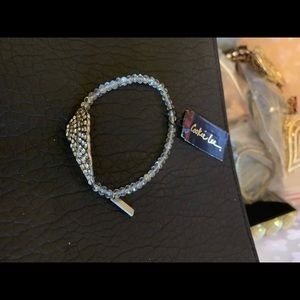 Cookie Lee Crystal Bracelet